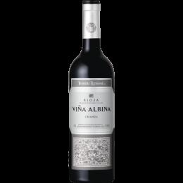 Rotwein Crianza aus Spanien Viña Albina Rioja